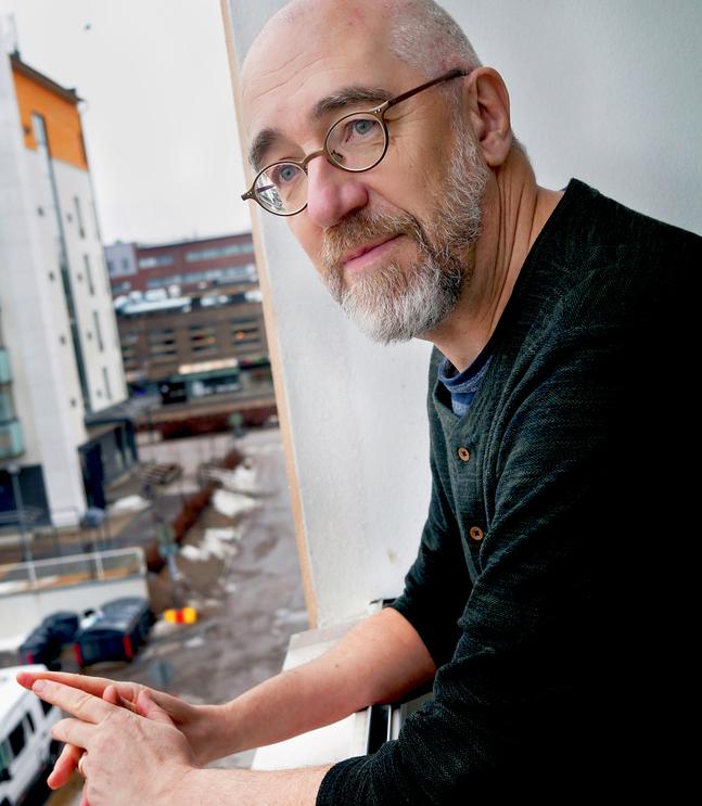 – Finland är ett land som fungerar. Människorna är ärliga. Jag har alltid varit lite tystlåten och jag trivs i Finland, säger Stéphane Rosse.