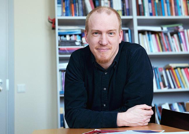 Patrik Hagman börjar jobba i Linköpings stift.