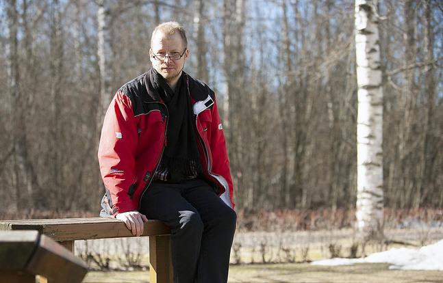 Torbjörn Anderssén är en tänkare som har svårt att få tag på tillräckligt intellektuell litteratur.