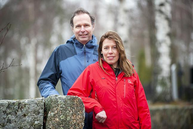 Jim och Cia Duhamel