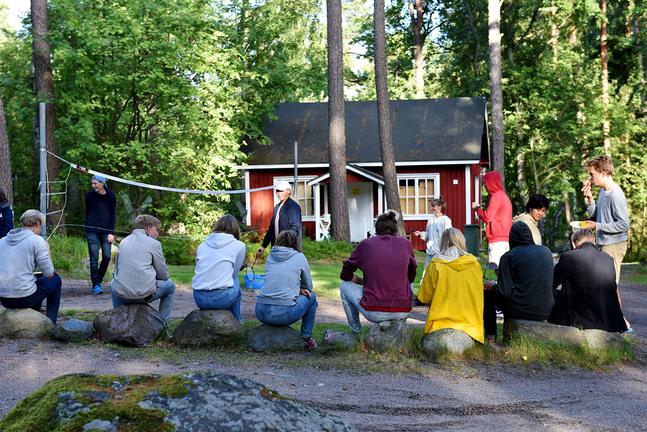 Även denna sommar blir det konfirmandläger på Lekholmen – fast med vissa begränsningar.
