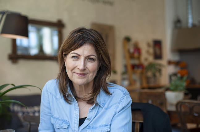 """""""Musik är inte matematik"""", säger Nina Åström. Musiken är mer än summan av sina delar."""
