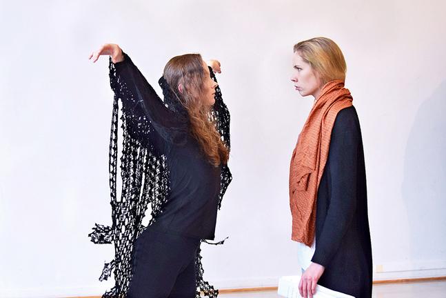 Matilda Nordbergs onda dans skrämmer inte Maria, Alexandra Gustafsson.
