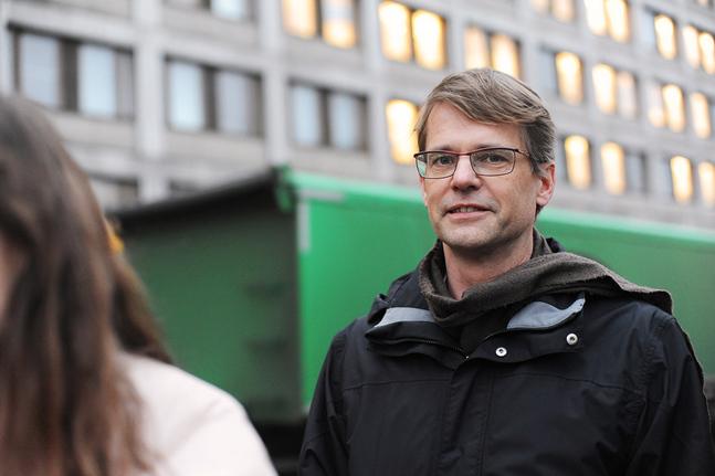 – Vi hoppades att vi på något vis skulle få syn på de människor som inte själva göra väsen av sig men som har det jobbigt just med ensamhet, säger Johannes församlings kyrkoherde Johan Westerlund.