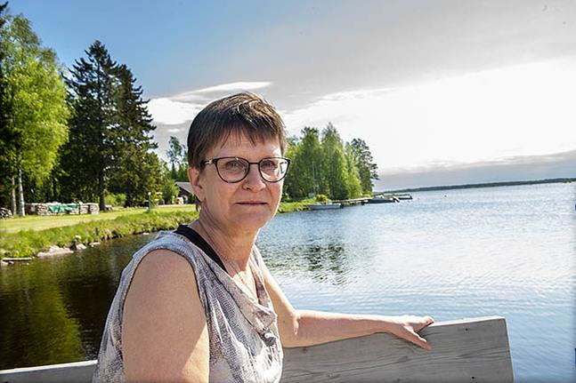 Camilla Sundqvist är nu hel som människa.