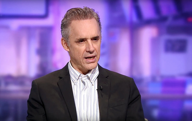 Jordan Peterson är en karismatisk talare, som gärna föreläser om bibliska myter.