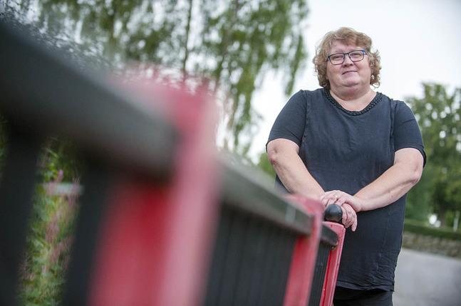 Människomötena är Katarina Vestersunds styrka.