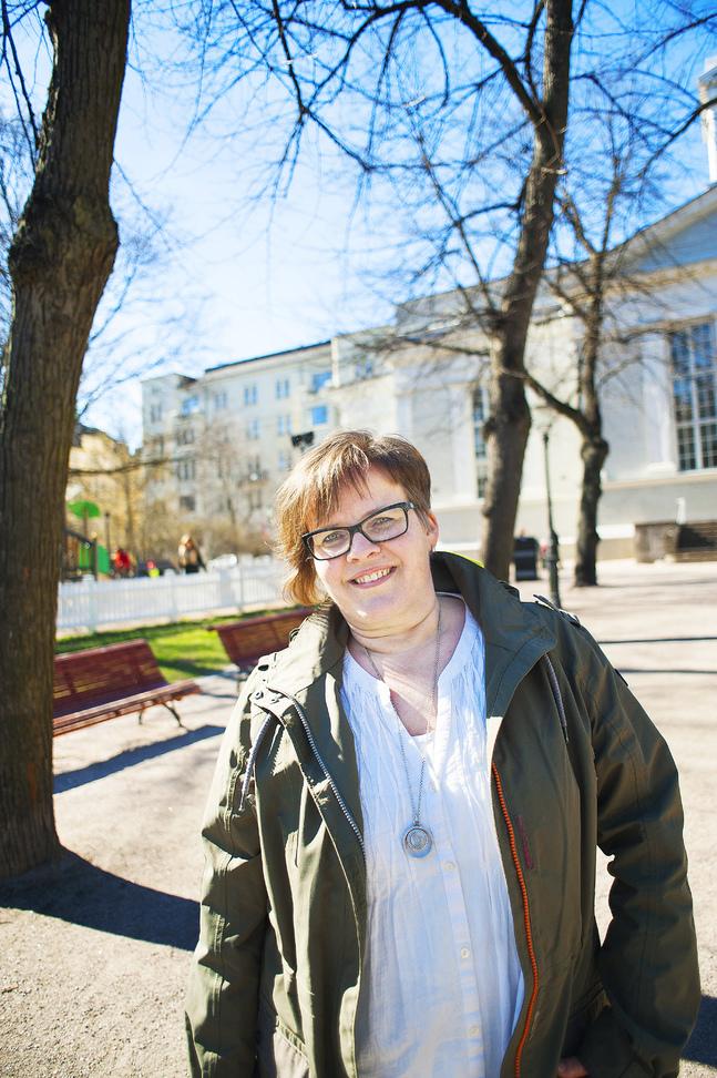 Morsdag är inte bara mammornas dag, tycker Pamela Granskog