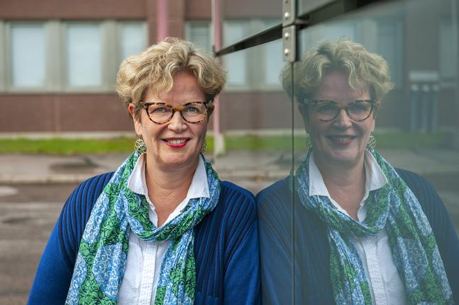 Lisa Enckell blir församlingspastor i Berghäll.