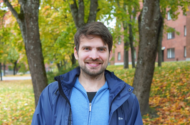 Tuomas Metsäranta är församlingspastor i Petrus församling.