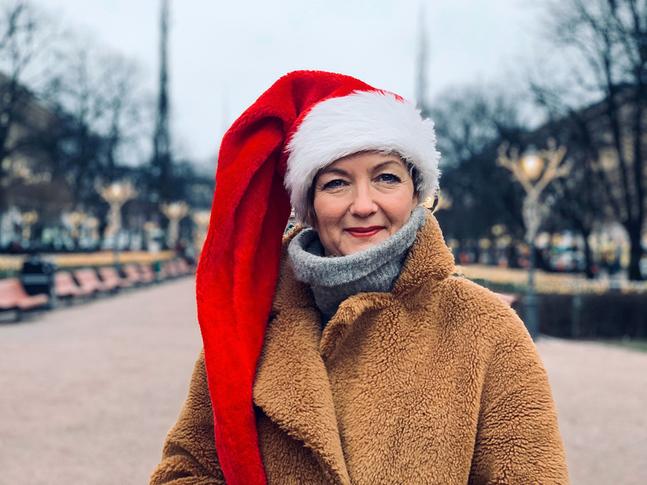 Julen bryter av mot vardagen och slitet. Därför känns den så viktig för många av oss, säger Maria Sundblom Lindberg.