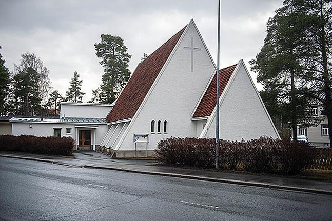 Dragnäsbäcks kyrka