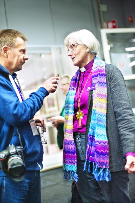 Ärkebiskop Antje Jackelén står i centrum av Svenska kyrkans offentliga bild och mycket av kritiken riktas nu mot henne.