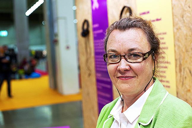 Johanna Korhonen tror att det finns hopp för den finländska debattkulturen – om vi lär oss lyssna.