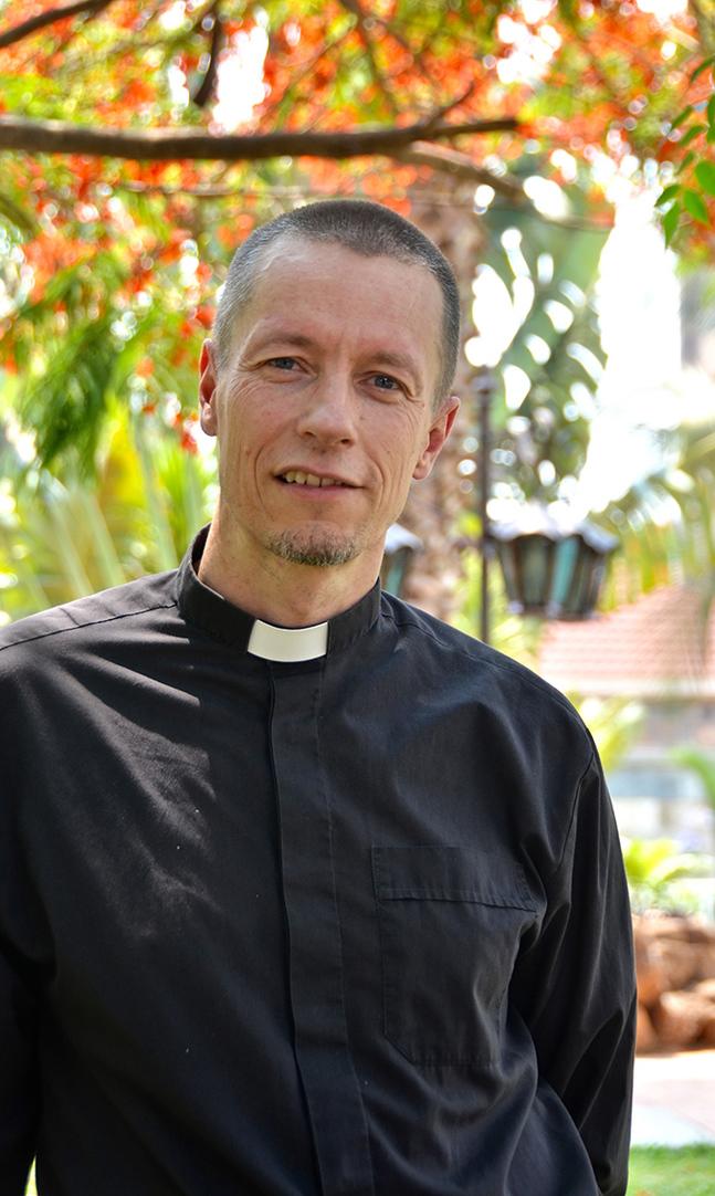 Ville Auvinen anser att kyrkan behöver en ledare som vågar stå för Guds ord också när det går emot majoritetens åsikt.