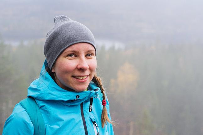 Ingela Silfverberg jobbar som lärare inom småbarnspedagogik i Esbo.