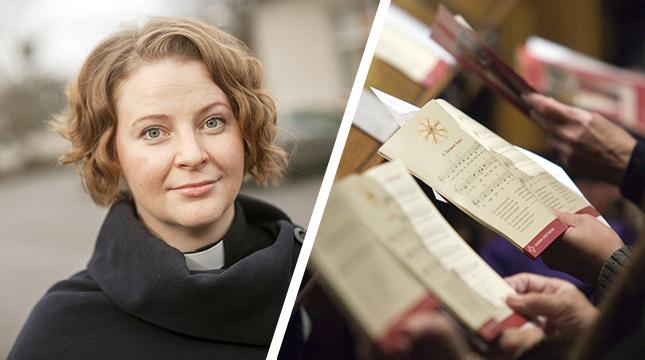 I Nykarleby ordnas gudstjänst i kyrkorna under de närmaste veckorna – även om det inte är många som får vara med.
