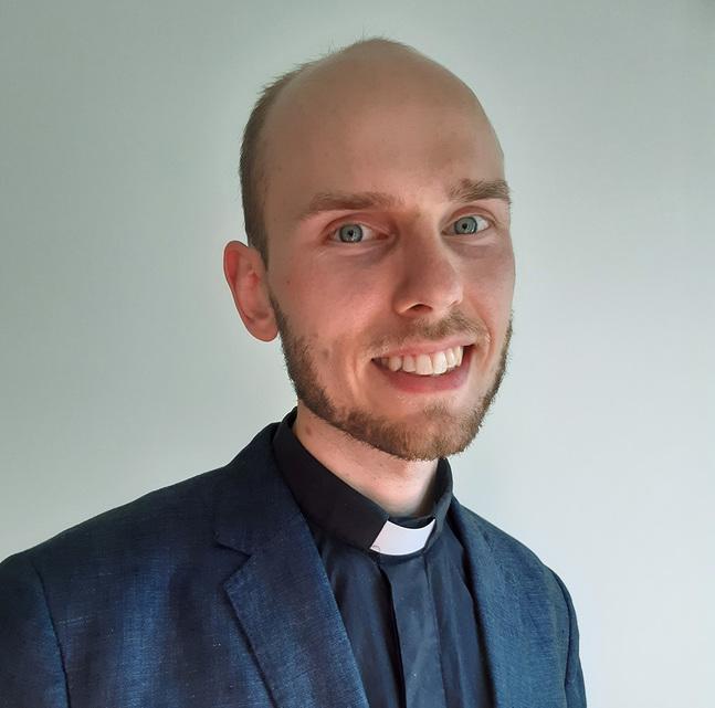 Andreas Lundgren är församlingspastor i Borgå svenska domkyrkoförsamling.