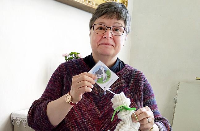 Tuija Wilman är församlingspastor i Borgå svenska domkyrkoförsamling.