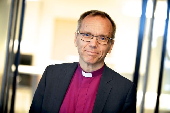 Björn Vikström har verkat som biskop i Borgå stift sedan september 2009.