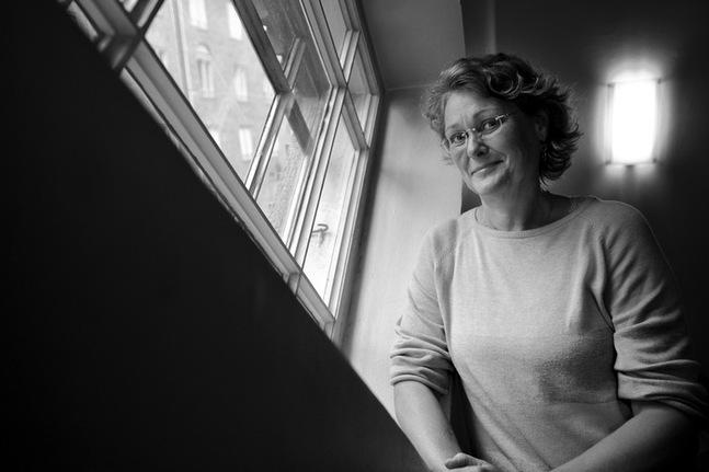 Ann-Lis Biström, diakonissa i Sibbo, vill undvika medberoende och att tycka synd om de hjälpbehövande. – De behöver i stället hjälp att hitta de krafter de kan använda för att göra något åt sin egen situation.