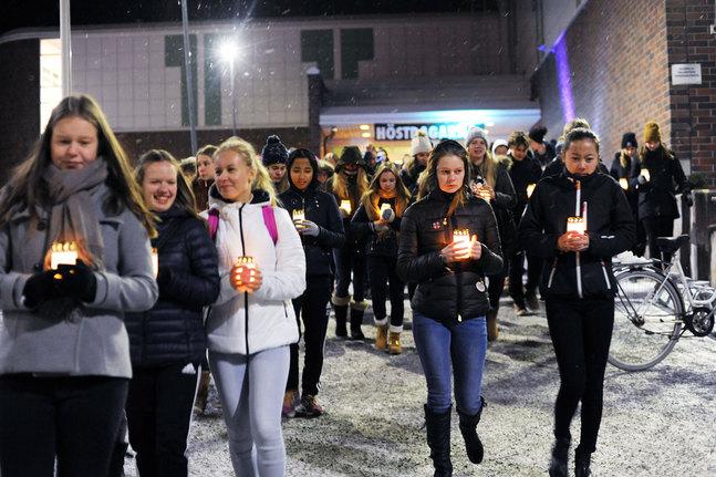 Höstdagarna brukar varje allhelgonahelg samla ungdomar från hela Svenskfinland.
