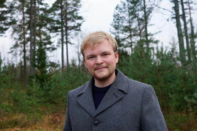 Claus Ståhlberg är församlingspastor i Borgå svenska domkyrkoförsamling.