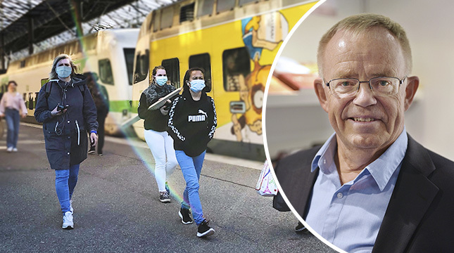 Finland har handlat proaktivt, och det är bra, säger Peter Strang, professor i palliativ medicin vid Karolinska institutet.