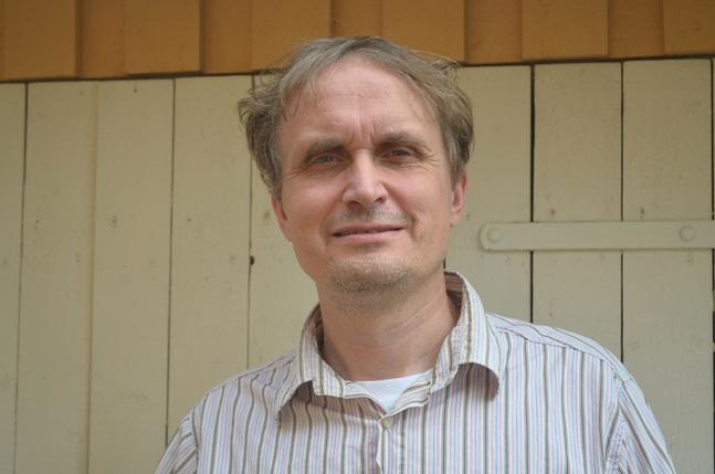 Peter Björkman från Strängnäs i Sverige är ny chefredaktör för den finlandssvenska livsåskådningstidskriften Ad Lucem.