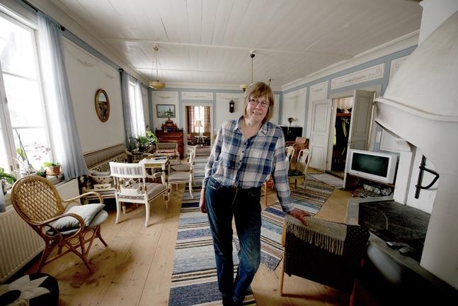 Ulla-Maj Hagvik valde att sluta jobba när hon fyllt 60.