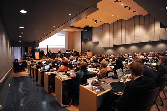Höstens kyrkomötessession avslutades på torsdagen och budgeten var ett av de sista ärendena på agendan.