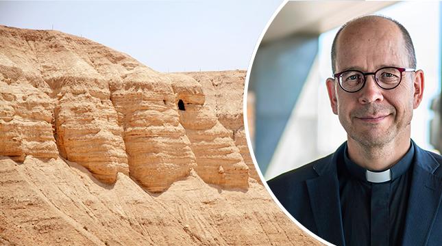 Magnus Riska är docent i gammaltestamentlig exegetik. FOTO: ARKIV/HENRIK MIETTINEN