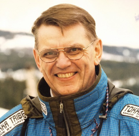 Göran Hellberg gjorde en banbrytande insats som Finlands första idrottspräst.