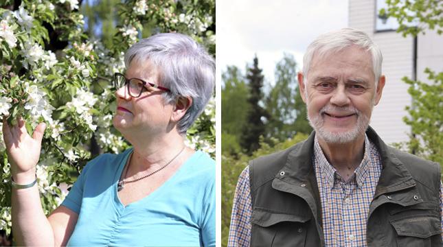 Caroline Sandström tipsar om Mejlans arboretum, Henrik Andersén om naturen i Nordsjö.