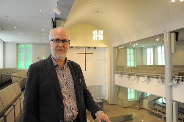 När det blev klart att det fanns en stiftsomfattande åsiktslista fanns det inga andra alternativ än att skapa en till, säger Göran Stenlund.