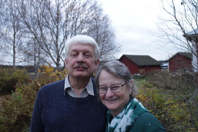 Håkan och Judy Granberg trappar ner efter sammanlagt 30 års arbete utomlands.