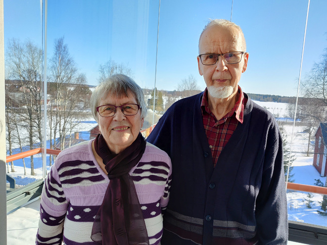 Skärtorsdagen är viktig för Allan och Ing-Maj Melin i Kvevlax.
