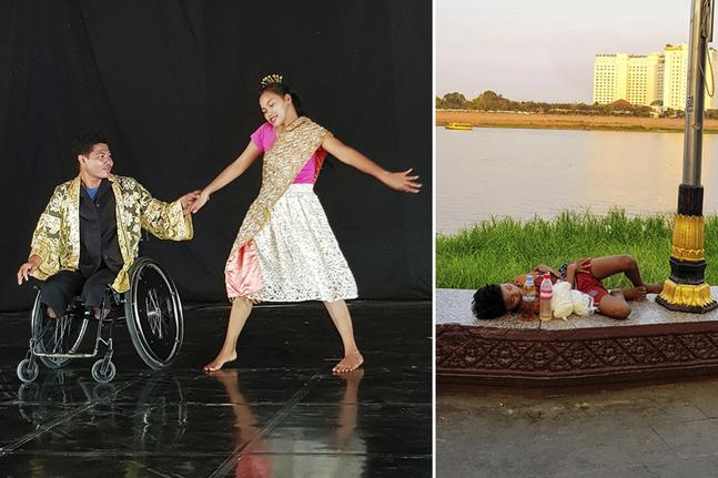 Lotta Keskinen mötte ett Kambodja bakom turistkulisserna.