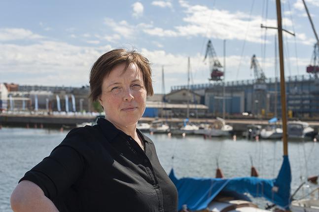 Karin Erlandssons bok lanseras på Kyrkans Ungdoms sommarläger i Pieksämäki, där hon själv deltagit i många år under uppväxten.