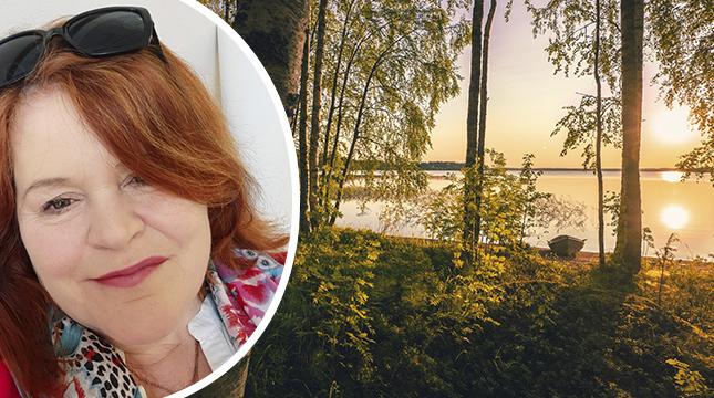 Annika Lumme är barnledare i Solfs församling.