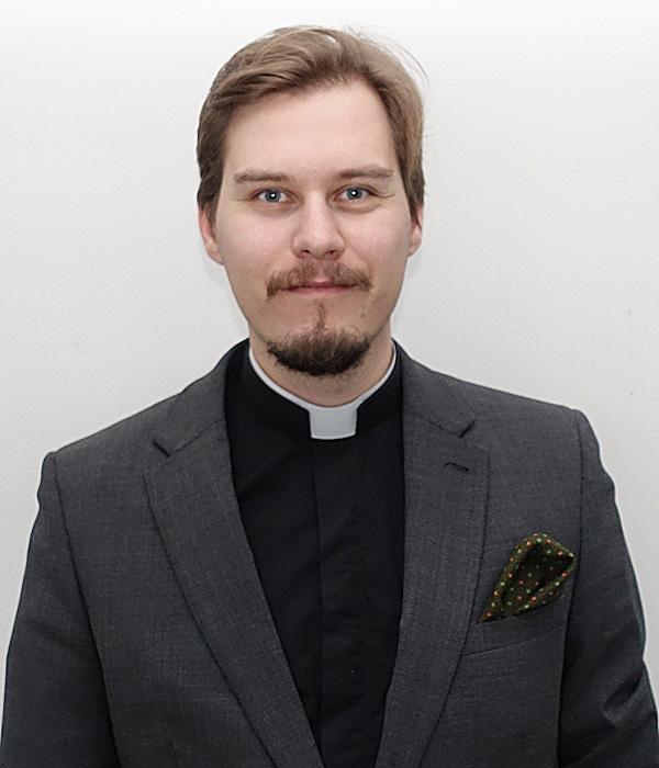 Linus Stråhlman är ny stiftsnotarie.