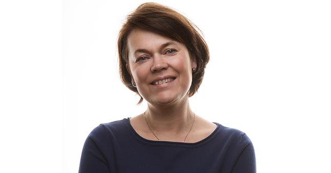 Martina Harms-Aalto är medlem i Johannes församlingsråd och gemensamma kyrkofullmäktige.