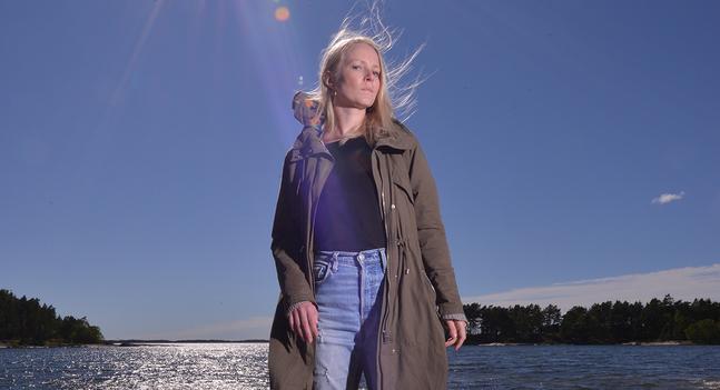 Det finns saker hon kanske inte kommer kunna göra igen. Men Christa Mickelsson blir långsamt bättre, dag för dag, och hon uppskattar varje stund.