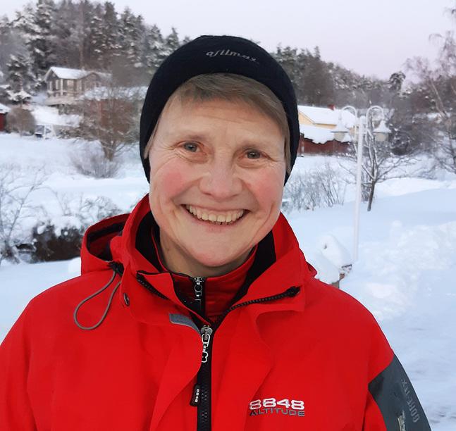 Ditte Nordqvist har undervisat i religion sedan 1998.