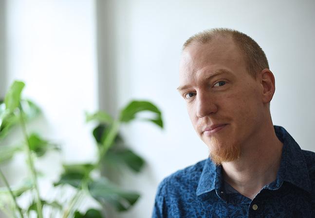 Patrik Hagman är författare och teolog.