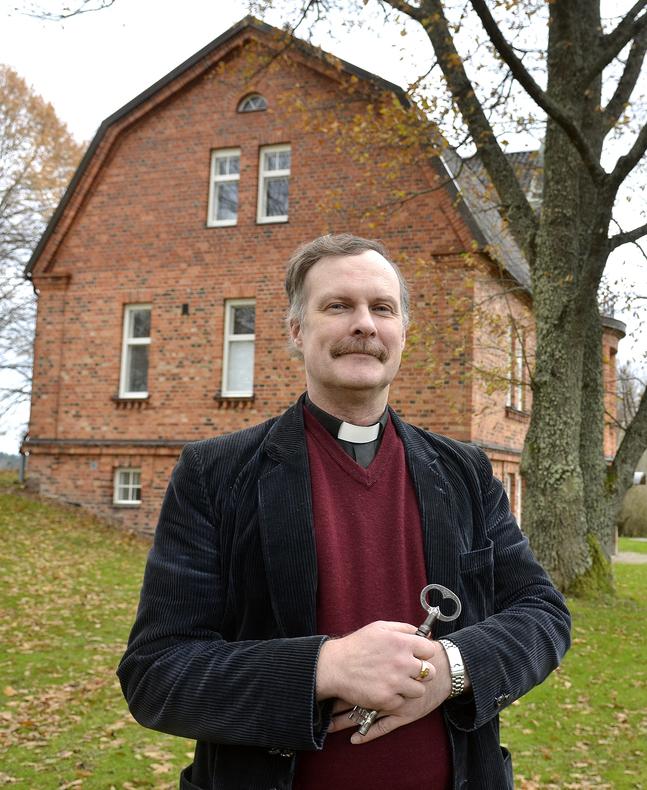 Peter Blumenthal har sökt kyrkoherdetjänsten i Saltvik.