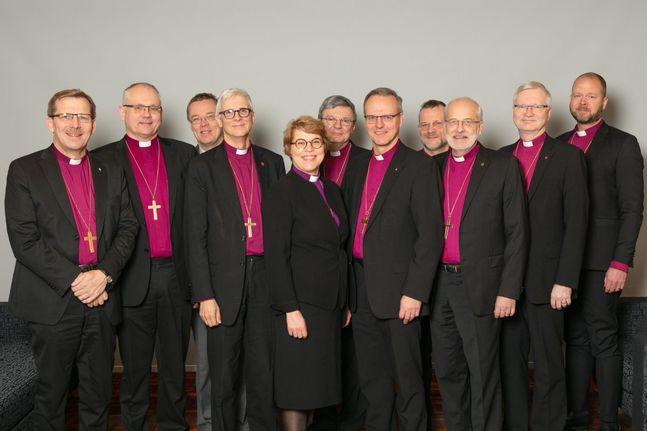 Biskoparna är eniga om att varningar inte löser en fråga där det råder djup oenighet.