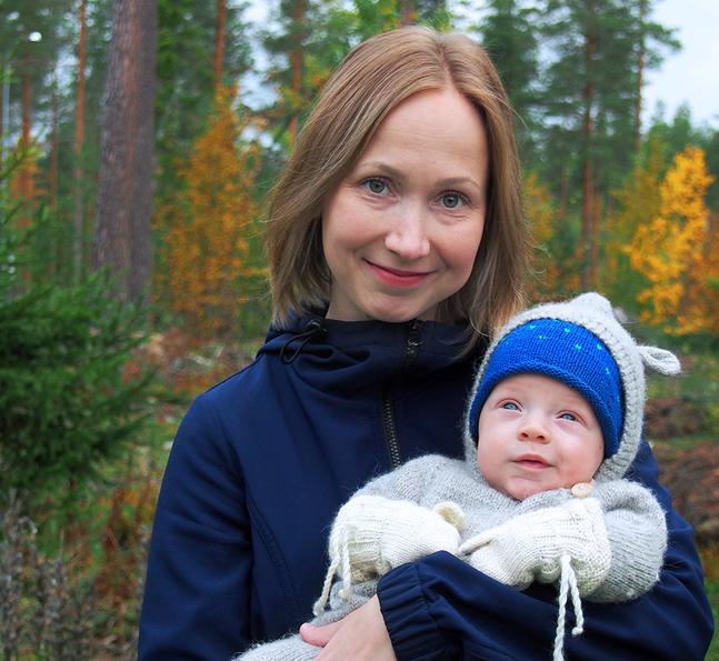 Vide föddes i förtid, och efter Olivers sjukdom var Sandra Holmgård och hennes man inställda på att det skulle gå dåligt – de hade ju varit med om en hel del. Men Vide växer och mår bra idag.