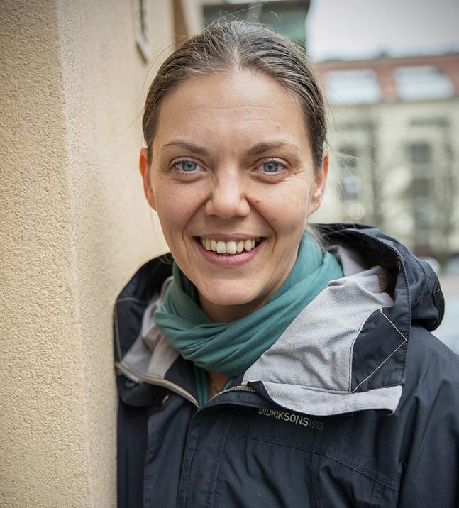Människor lär tycka att jag är social, men jag har också en introvert sida som fått ta plats det senaste året, säger Sara Grönqvist.