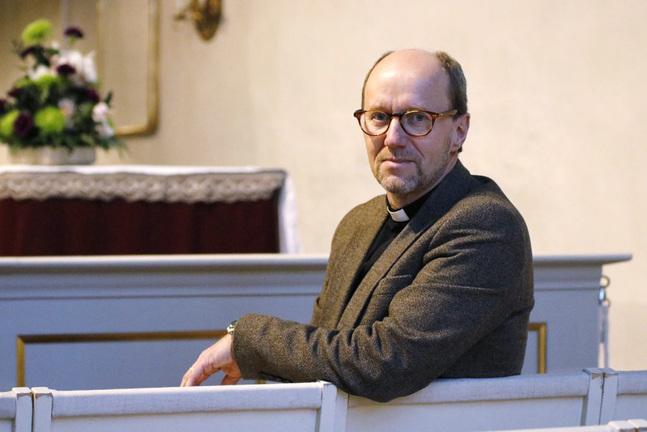 Sixten Ekstrand är direktor vid Kyrkans central för det svenska arbetet.